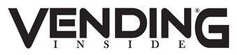 Vending inside logo