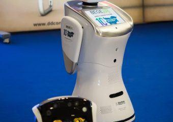 BEGE Expo robots
