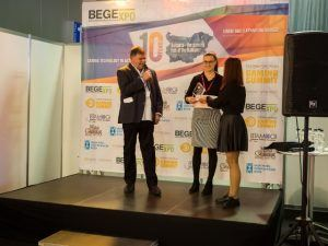 BEGE Expo 10 years